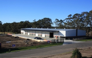 Nowra Warehousing Distribution Centre
